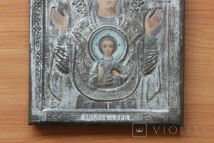 Икона Жако 18 х 22 см, фото №4