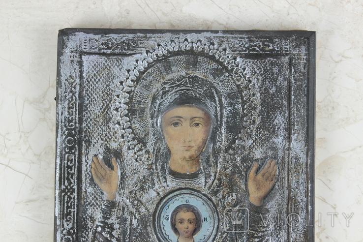 Икона Жако 18 х 22 см, фото №7