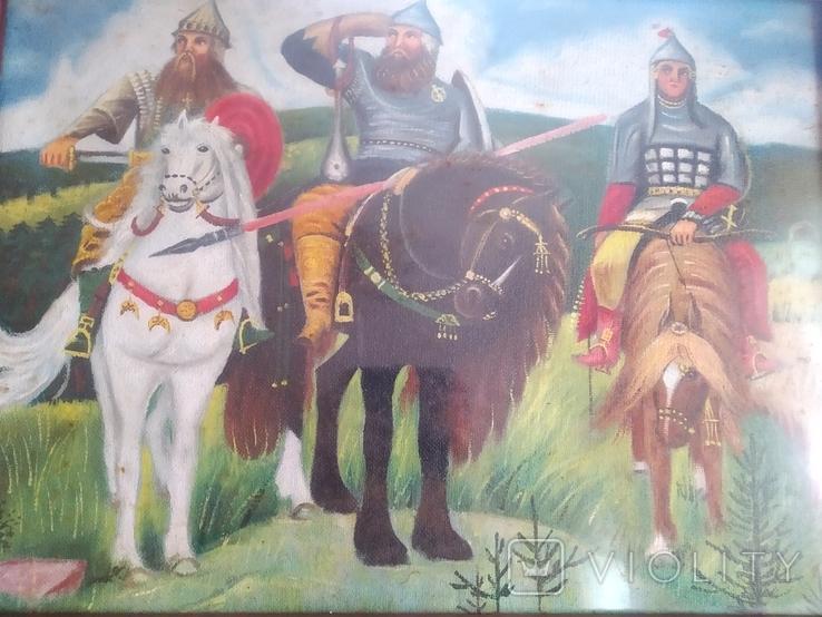 Три богатирі (копія), фото №4