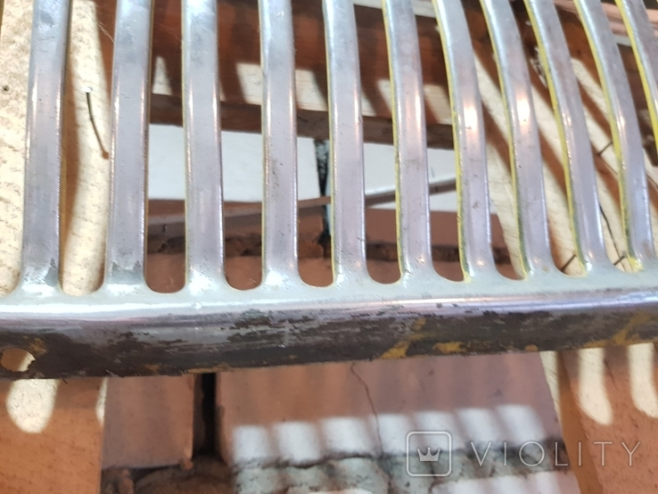 Решетка радиатора ГАЗ, фото №3