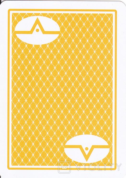 5.Карты игральные 2000-х (2-ая неполная колода,28+32 листа)Copag.,Бельгия, фото №2