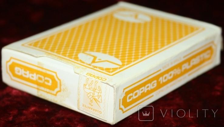 5.Карты игральные 2000-х (2-ая неполная колода,28+32 листа)Copag.,Бельгия, фото №8