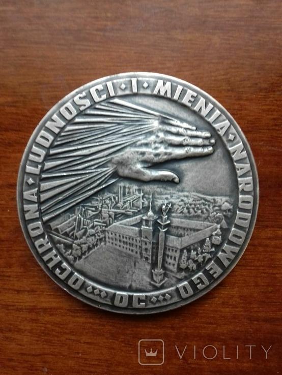 Медаль настільна, фото №3