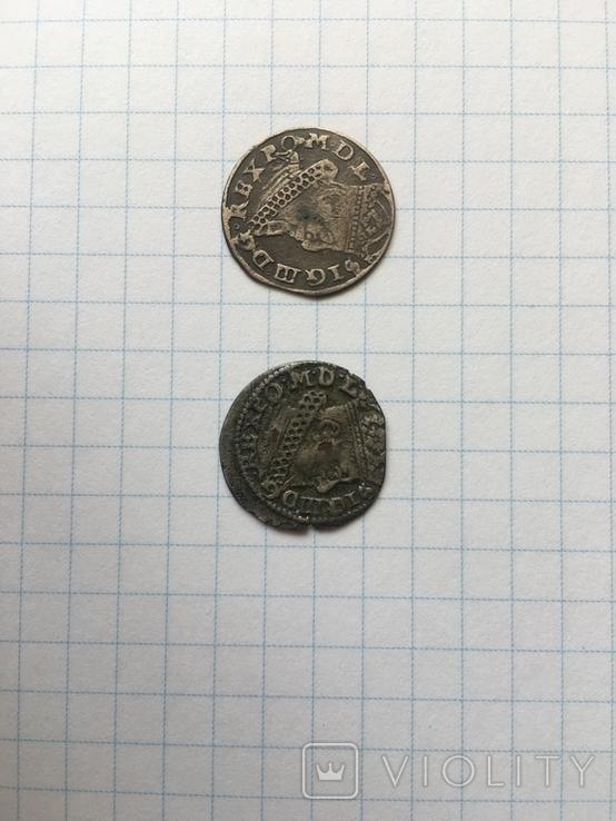 Гроші Сигізмунда ІІІ, фото №2