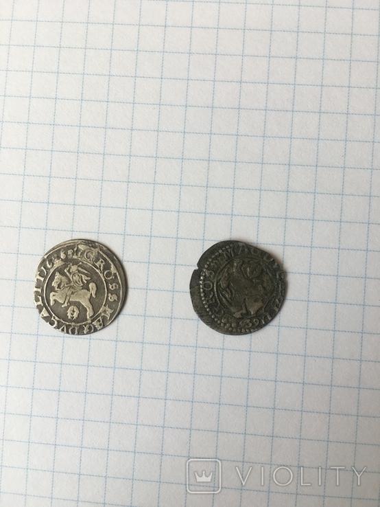 Гроші Сигізмунда ІІІ, фото №3
