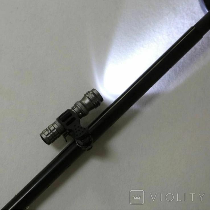 Держатель для пина или фонарика на штанге МД, фото №5