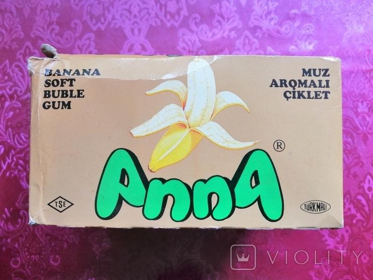 "Бокс с под жвачек: ""AnnA"" 90-е года, фото №3"