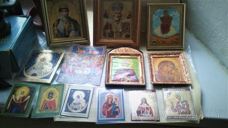 13 иконок печатаные не старые., фото №2