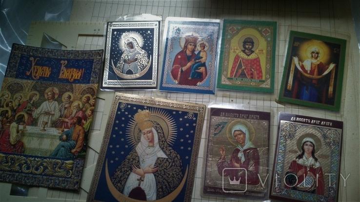 13 иконок печатаные не старые., фото №10