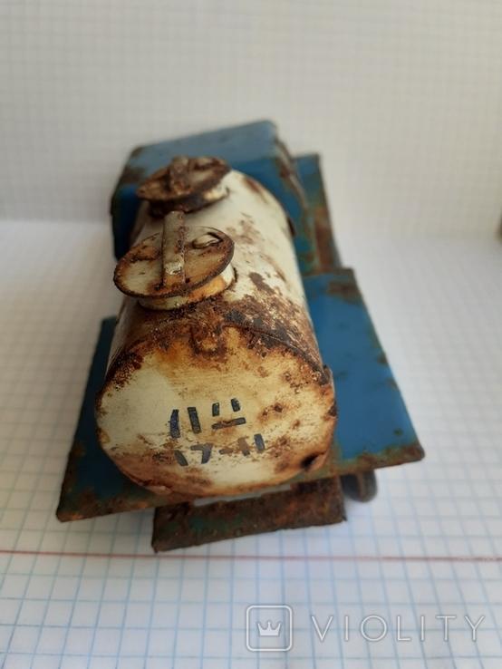 Машинка молоковоз, фото №6