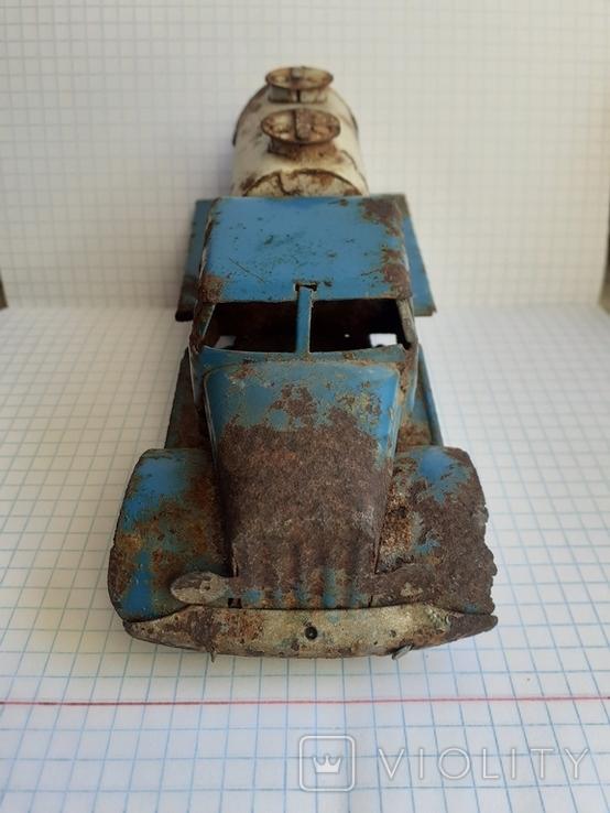 Машинка молоковоз, фото №7