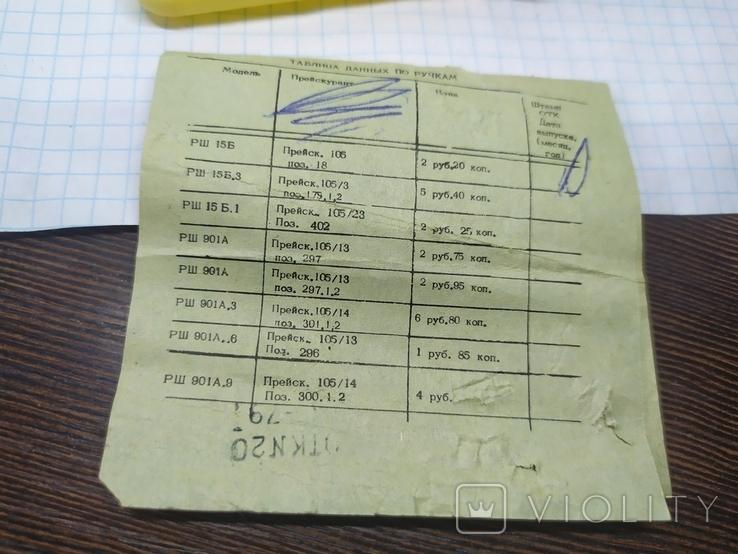 Перьевая ручка в футляре. СССР, фото №4