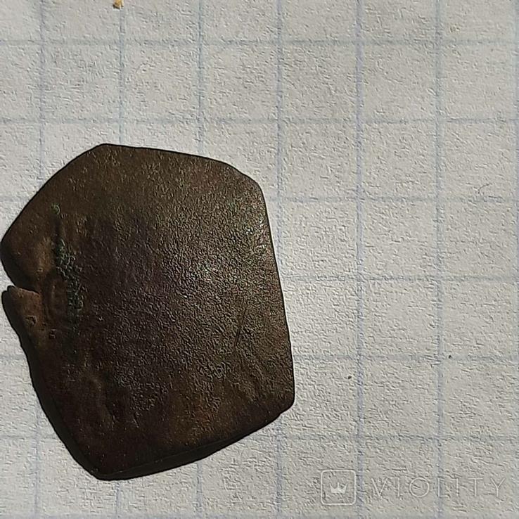 Византийская монета два правителя, фото №5