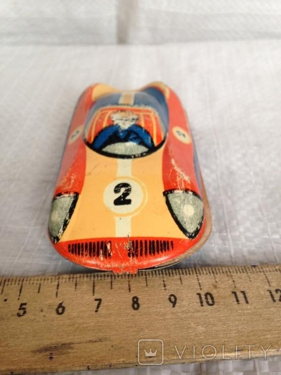Машинка гоночная Киев СССР, фото №3