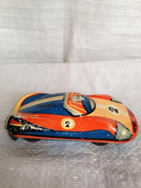 Машинка гоночная Киев СССР, фото №4