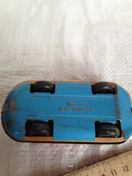 Машинка гоночная Киев СССР, фото №5