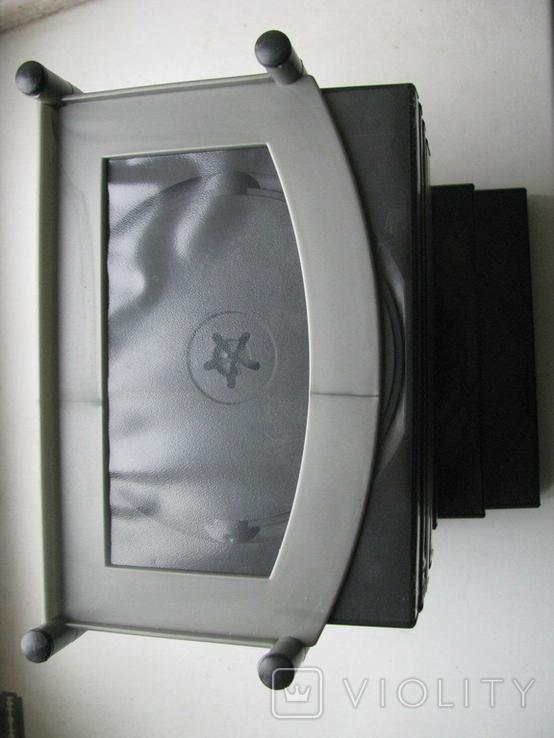 Подставка с коробочками для дисков., фото №3