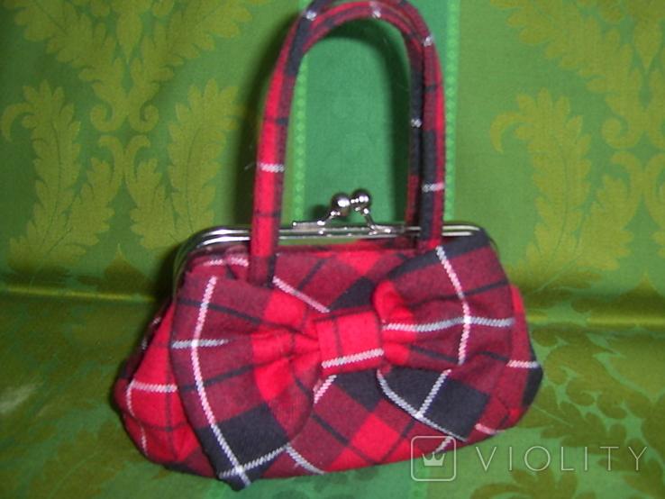 Миниатюрная сумочка, фото №2