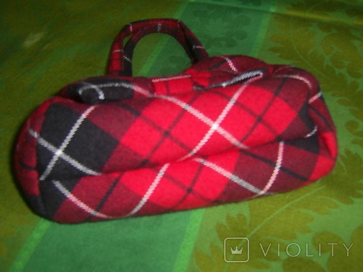 Миниатюрная сумочка, фото №6