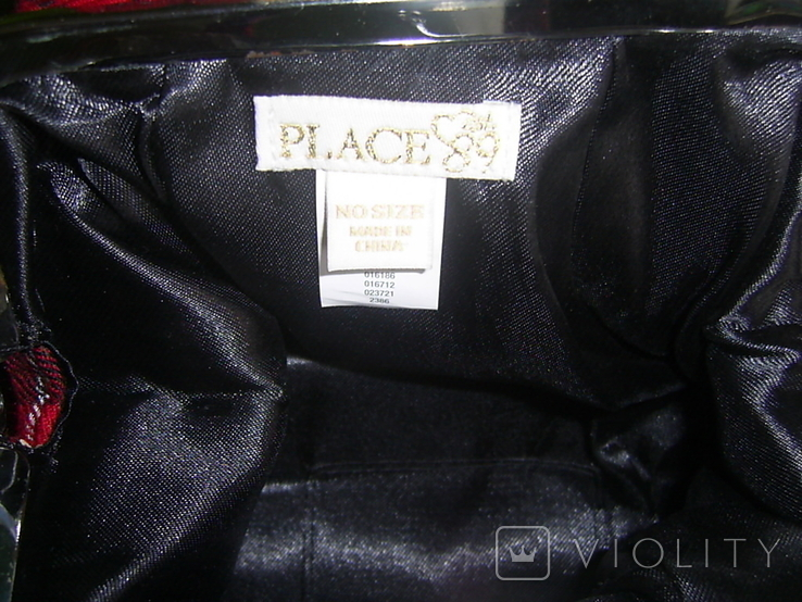 Миниатюрная сумочка, фото №7