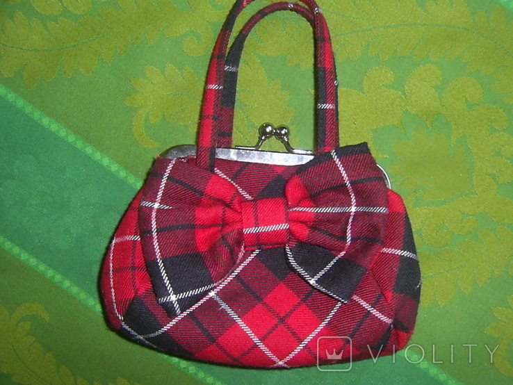 Миниатюрная сумочка, фото №9