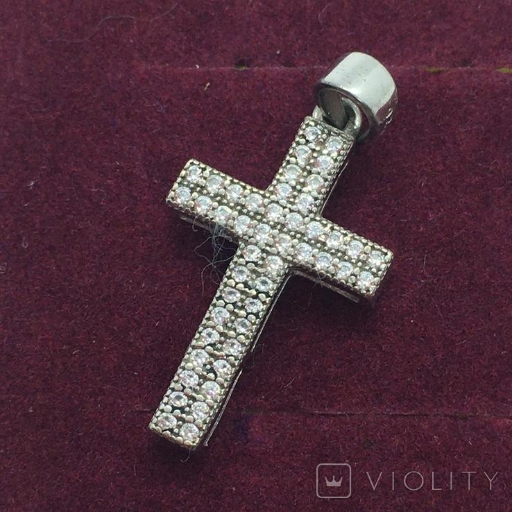 Кулон серебро, фото №2