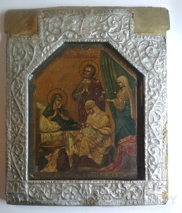 Икона. Рождение присвятой Богородицы., фото №2