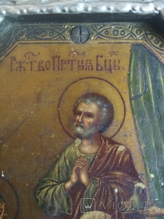 Икона. Рождение присвятой Богородицы., фото №12