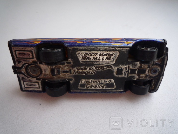 "Мини-копия автомобиля ""Custom ""64 Galaxie""., фото №10"