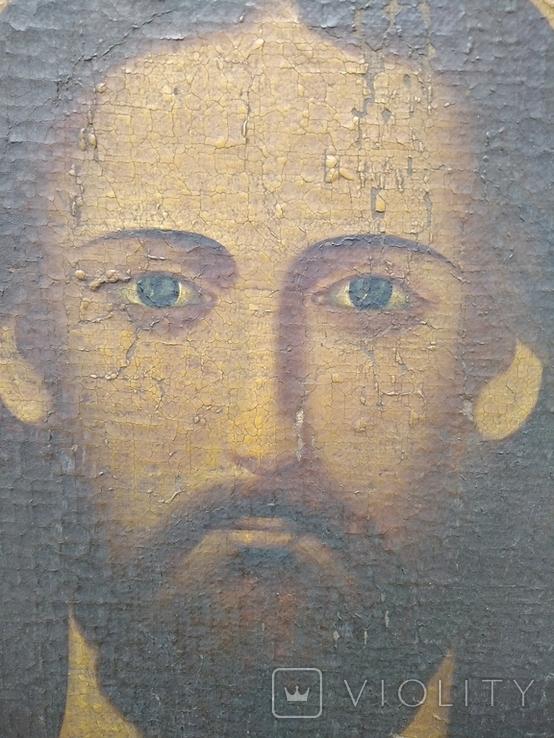 Господь Вседержитель полотно, живопис, фото №9