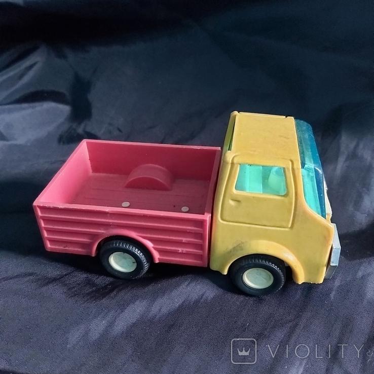 Машинка детская СССР.Клеймо., фото №2