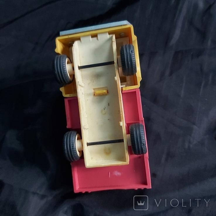 Машинка детская СССР.Клеймо., фото №6