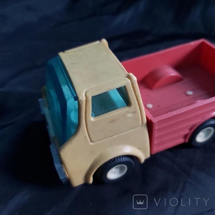 Машинка детская СССР.Клеймо., фото №10