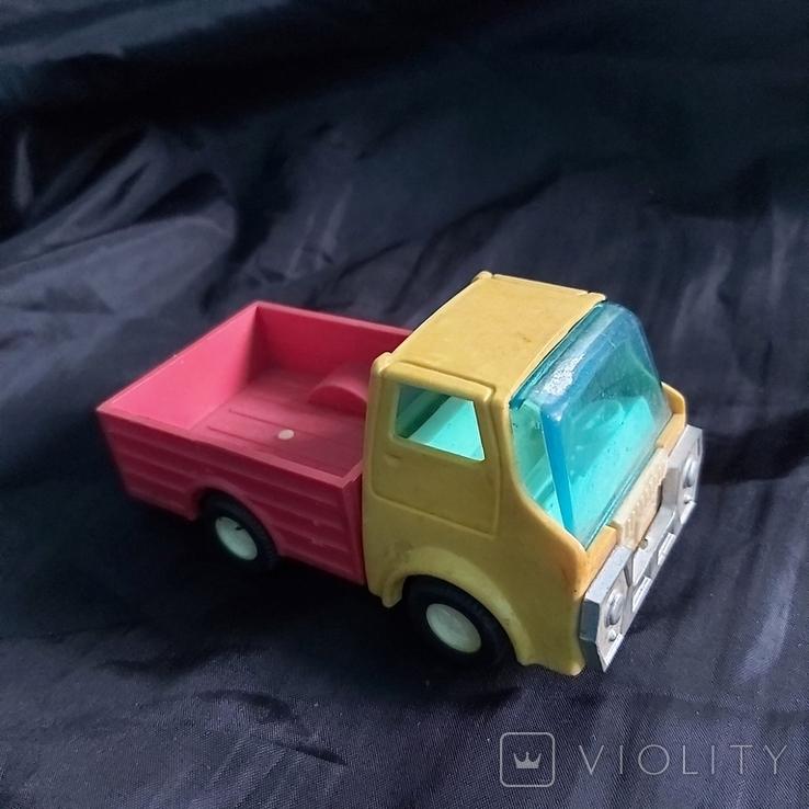 Машинка детская СССР.Клеймо., фото №13