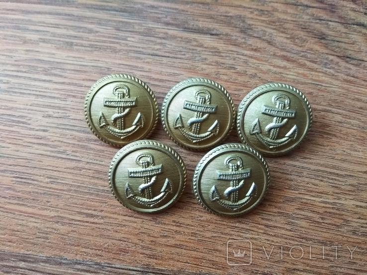 Пуговицы Кринсмарине, фото №3