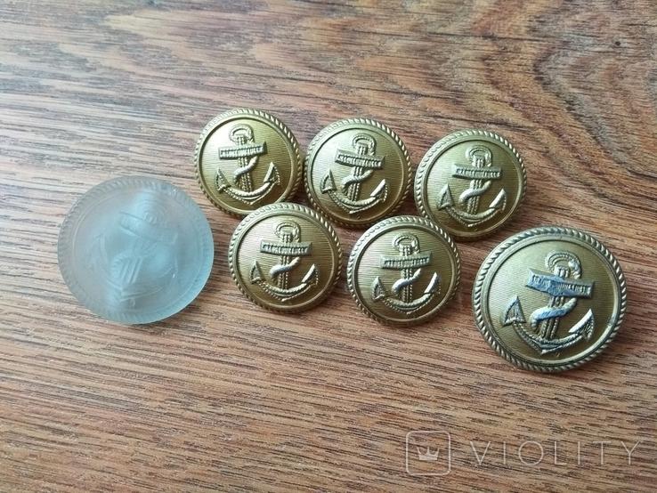 Пуговицы Кринсмарине, фото №2
