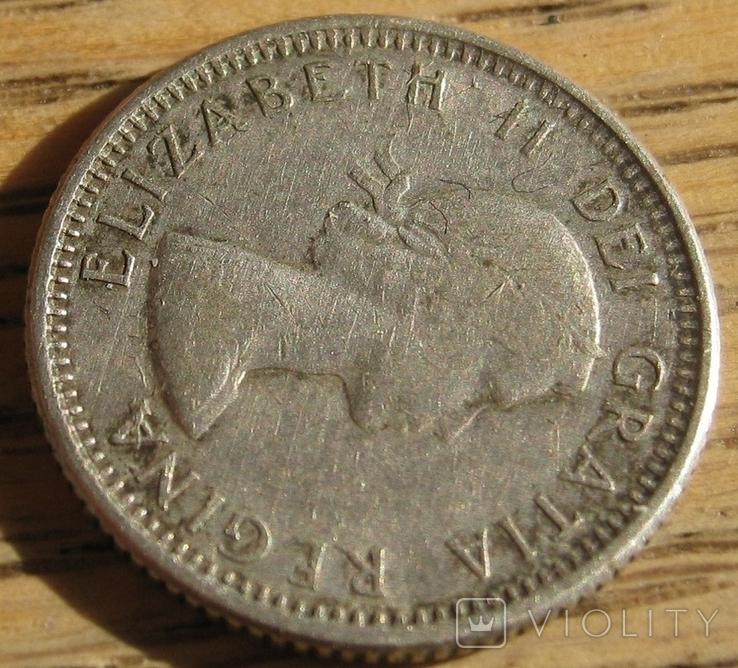 10 центов 1963 Канада, фото №5