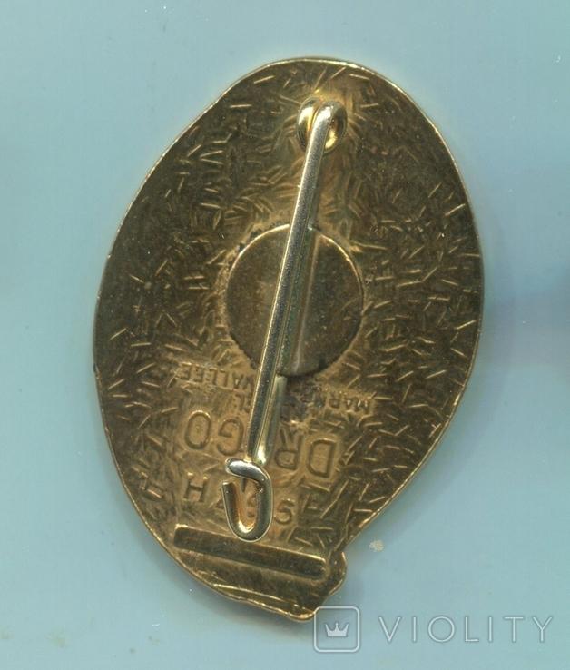 Франция. 1-й Парашютный Гусарский полк Гусары Брчени, фото №5