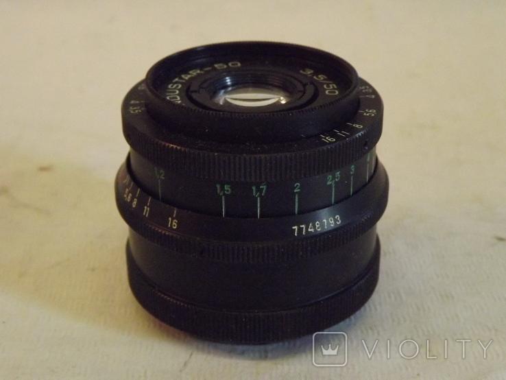 Індустар-50 м39, фото №2