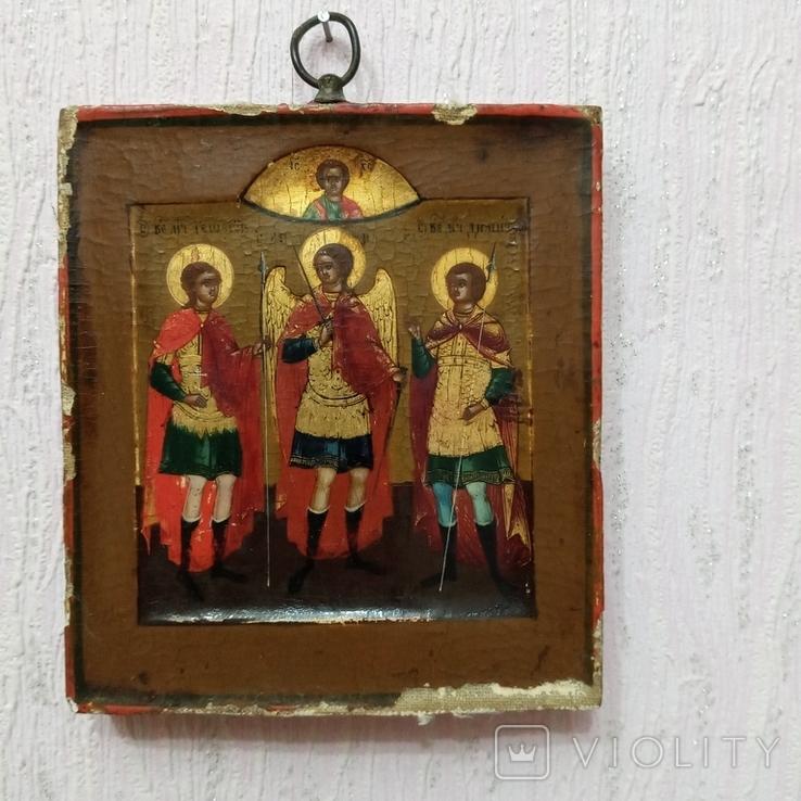 Икона из домашней церкви, фото №2