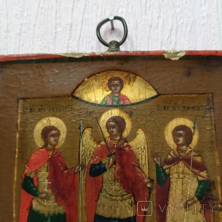 Икона из домашней церкви, фото №4