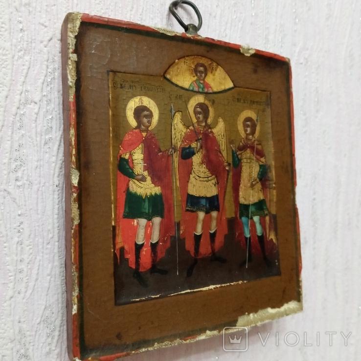 Икона из домашней церкви, фото №10