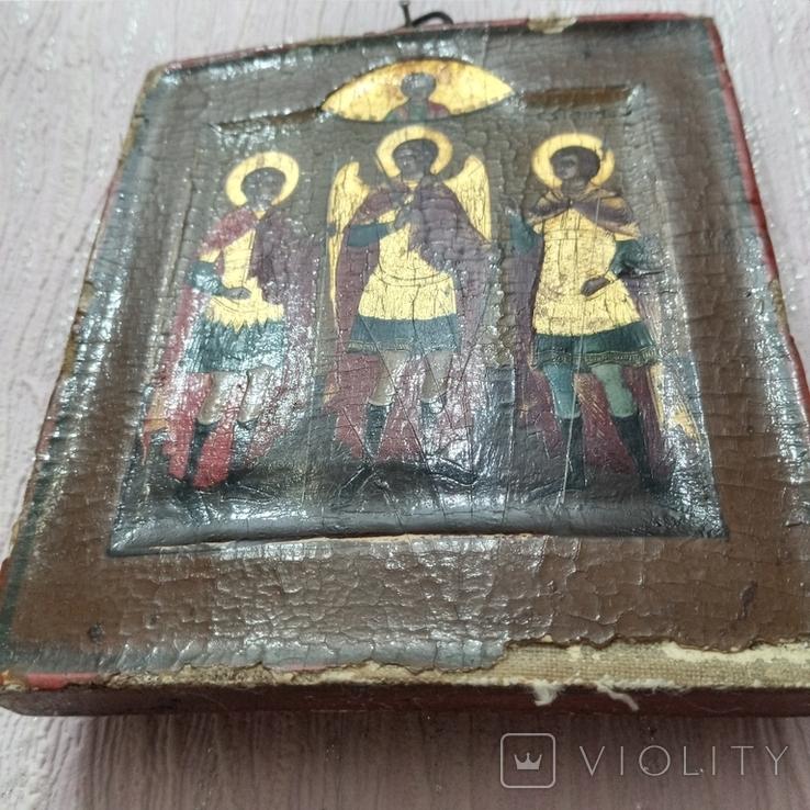 Икона из домашней церкви, фото №11