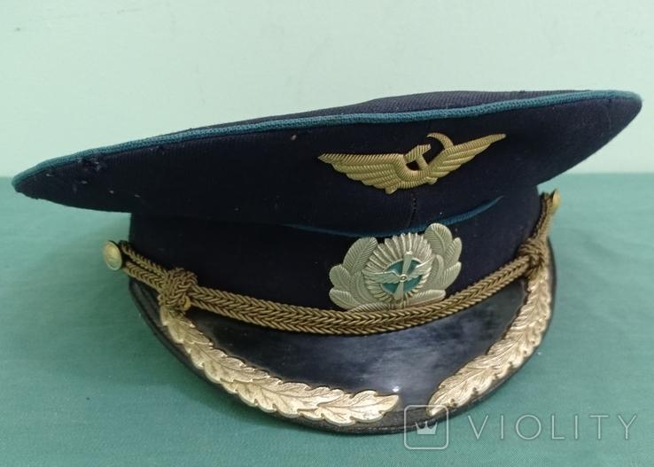 Фуражка летчик СССР., фото №2