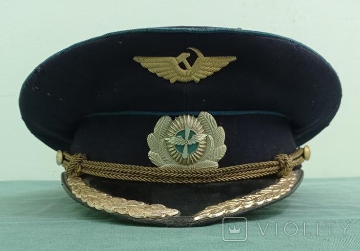Фуражка летчик СССР., фото №6