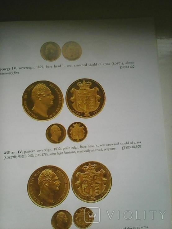 Каталог Монет Аукционного Дома St james auctions coins на англ., фото №5