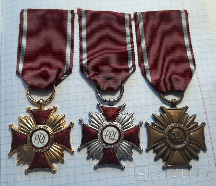 Крест за заслуги 3 степени, фото №2
