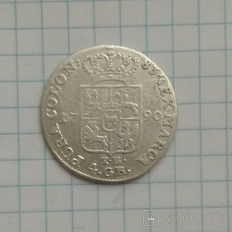 4гроша 1790р., фото №4