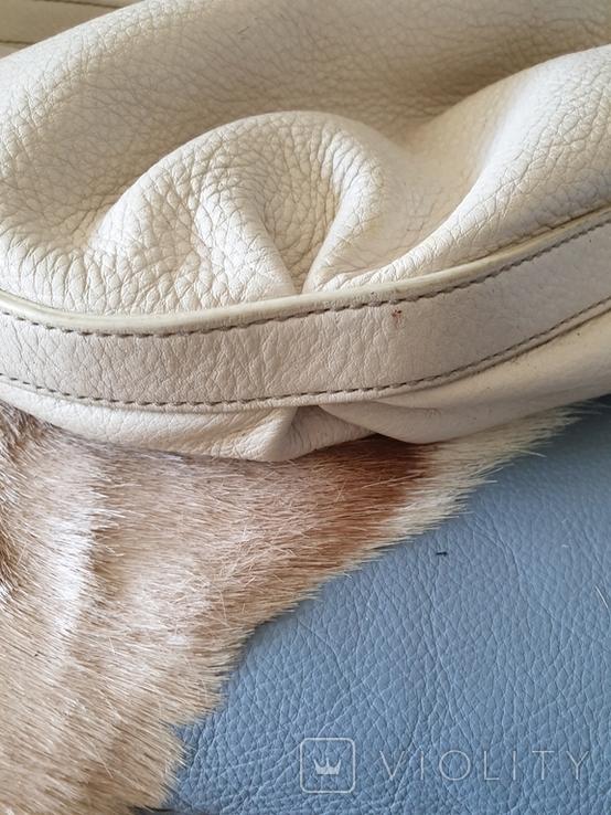 Сумка кожаная FURLA., фото №8