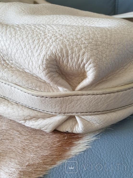 Сумка кожаная FURLA., фото №9